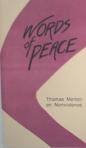 Thomas Merton Words of Peace