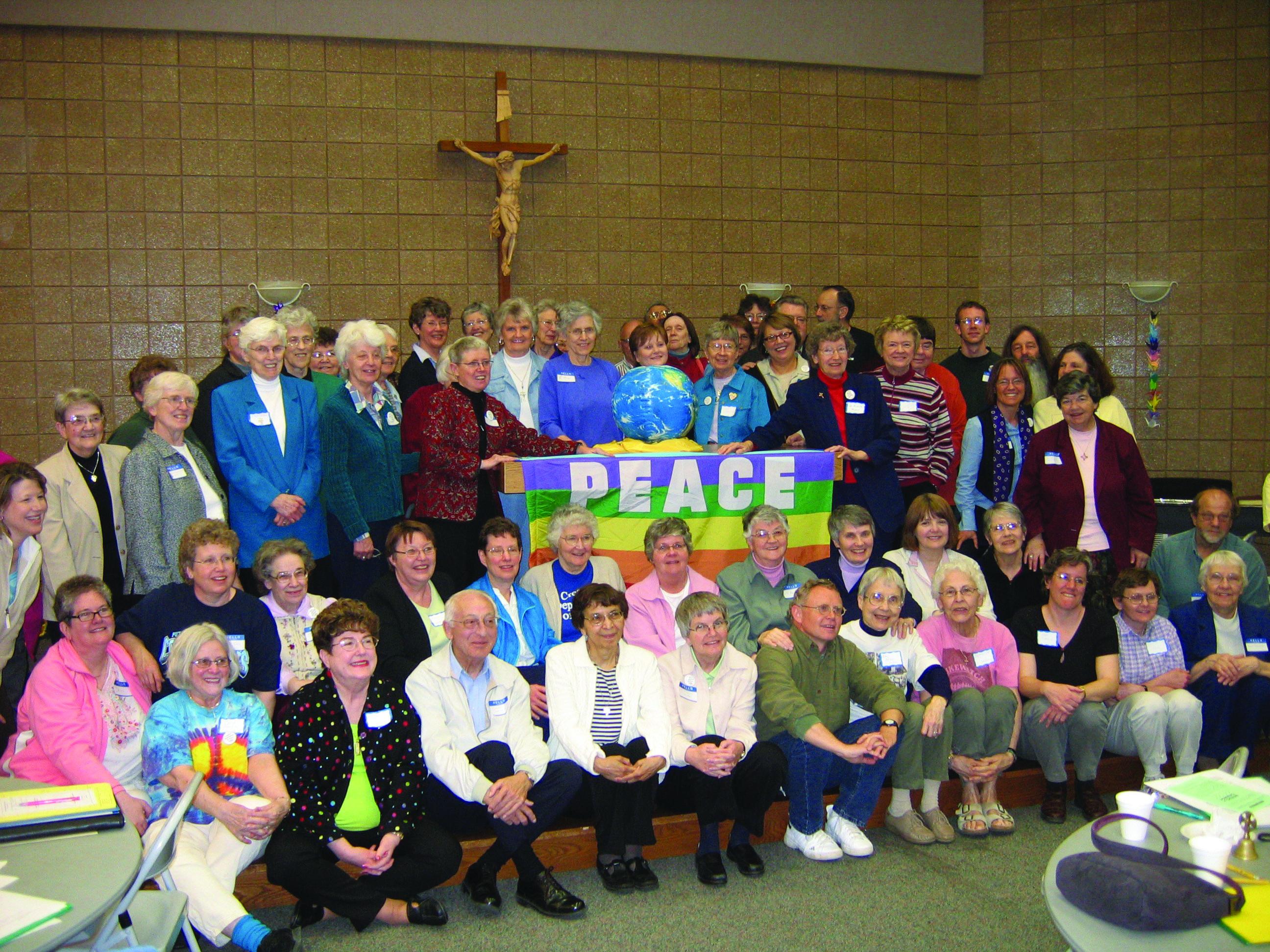 Pax Christi regional gathering
