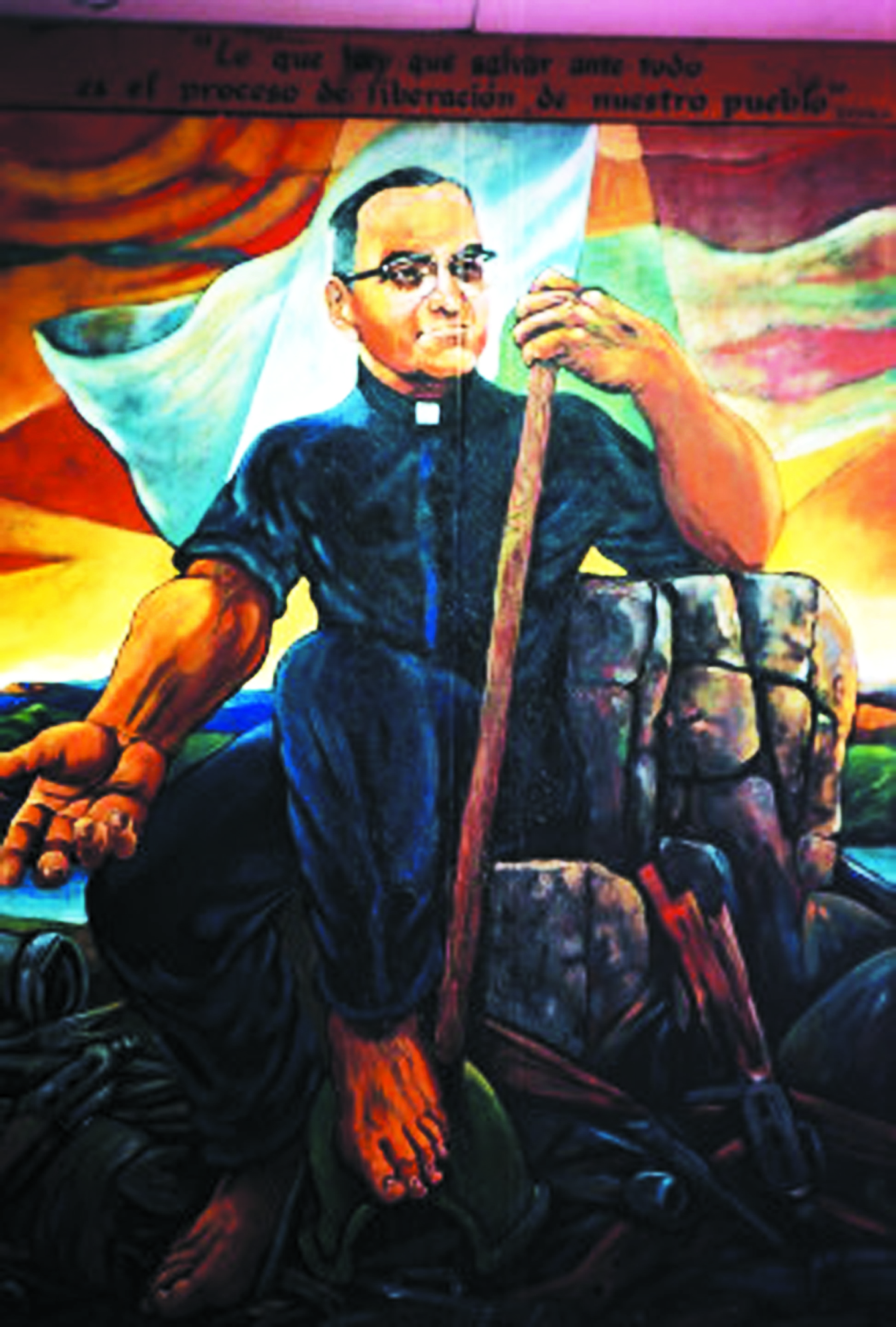 the life of oscar romero in the movie romero Groups may also want to view the 1989 movie, romero, which recounts the life of oscar romero archbishop oscar romero oscar arnulfo romero was appointed.