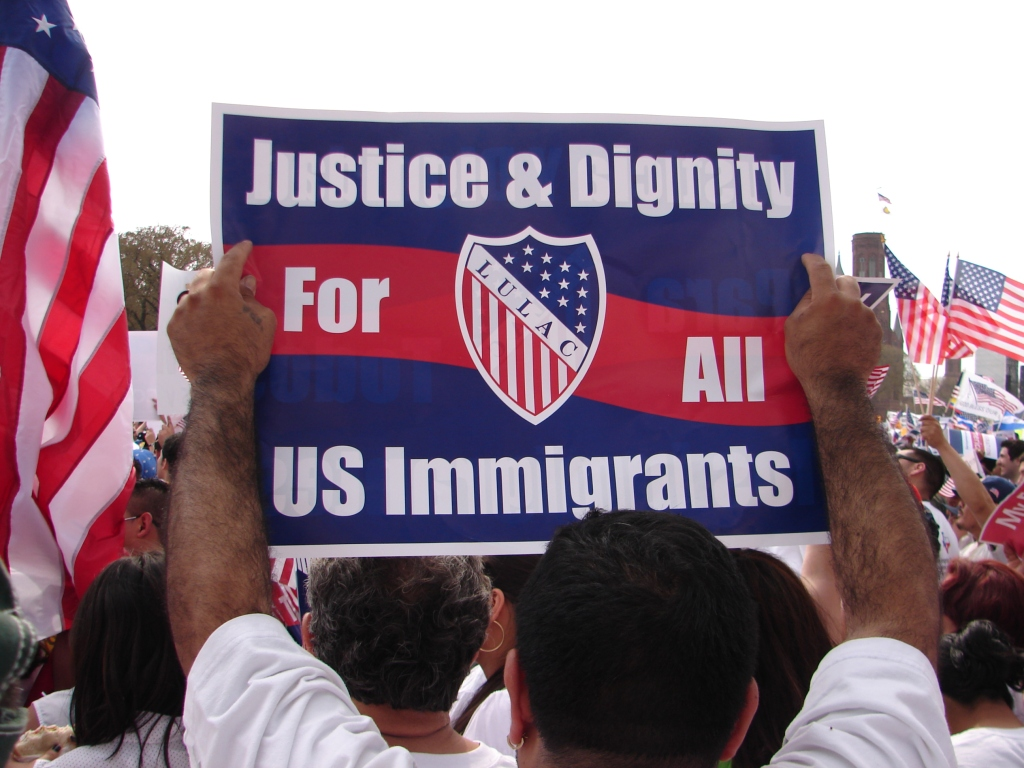 Justice and dignity for all immigrants