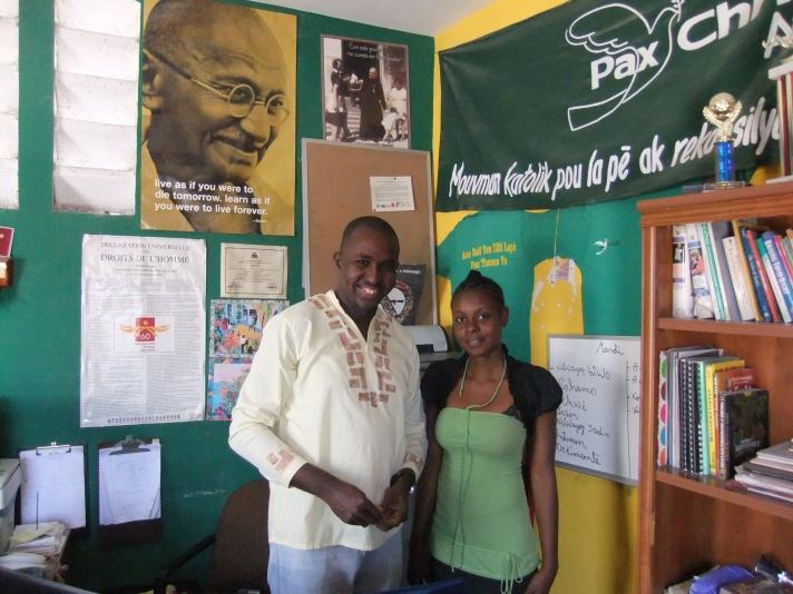 PC Port-au-Prince office