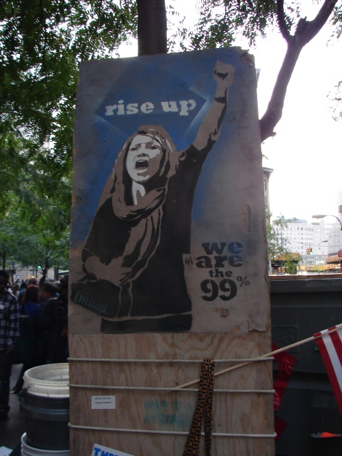 Occupy Wall Street resources