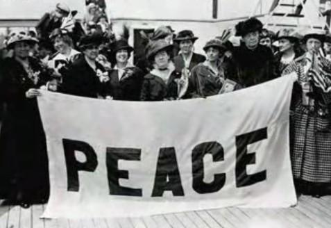 Mother's Day for Peace