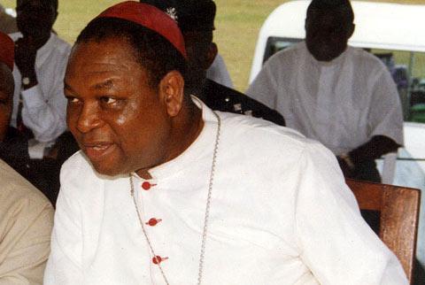 Archbishop Dr. John Onaiyekan