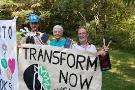 Transform Now Plowshares