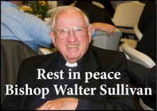 Memorial Page for Bishop Walter Sullivan