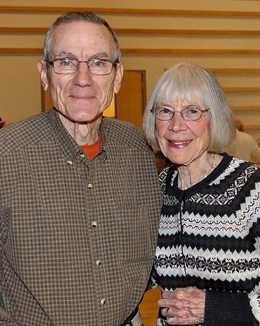 Nick and Mary Eoloff