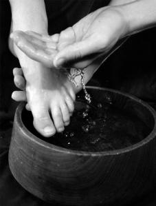 feetwashing