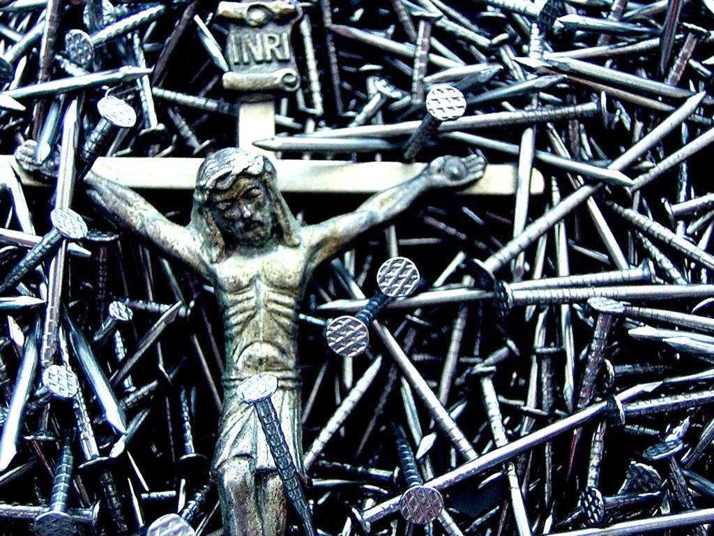 Holy week 2014 reflection for good friday pax christi usa jesus christ crucifixion 150 buycottarizona Image collections
