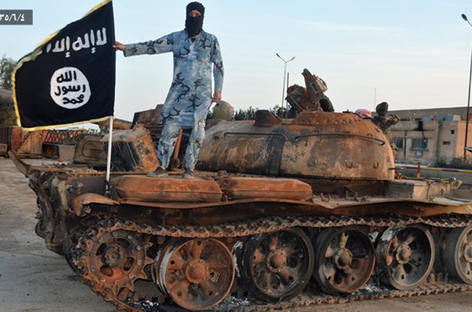 ISIL has fought across two countries in its quest for an Islamic state.