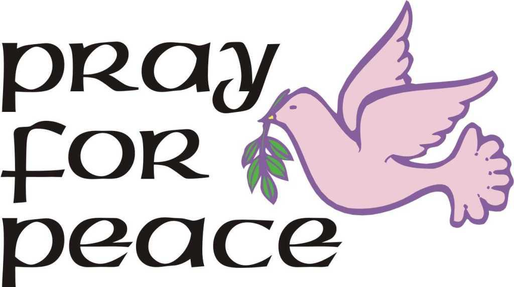 PrayForPeace4cl