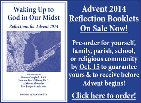 Advent 2014 Booklet on Sale!