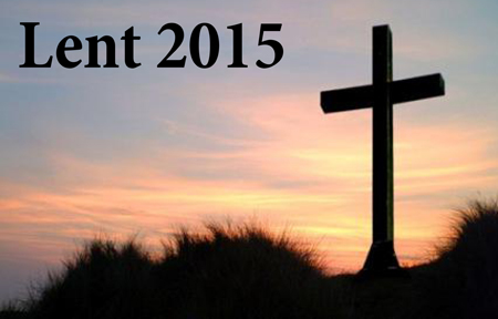 Lent and Easter 2015