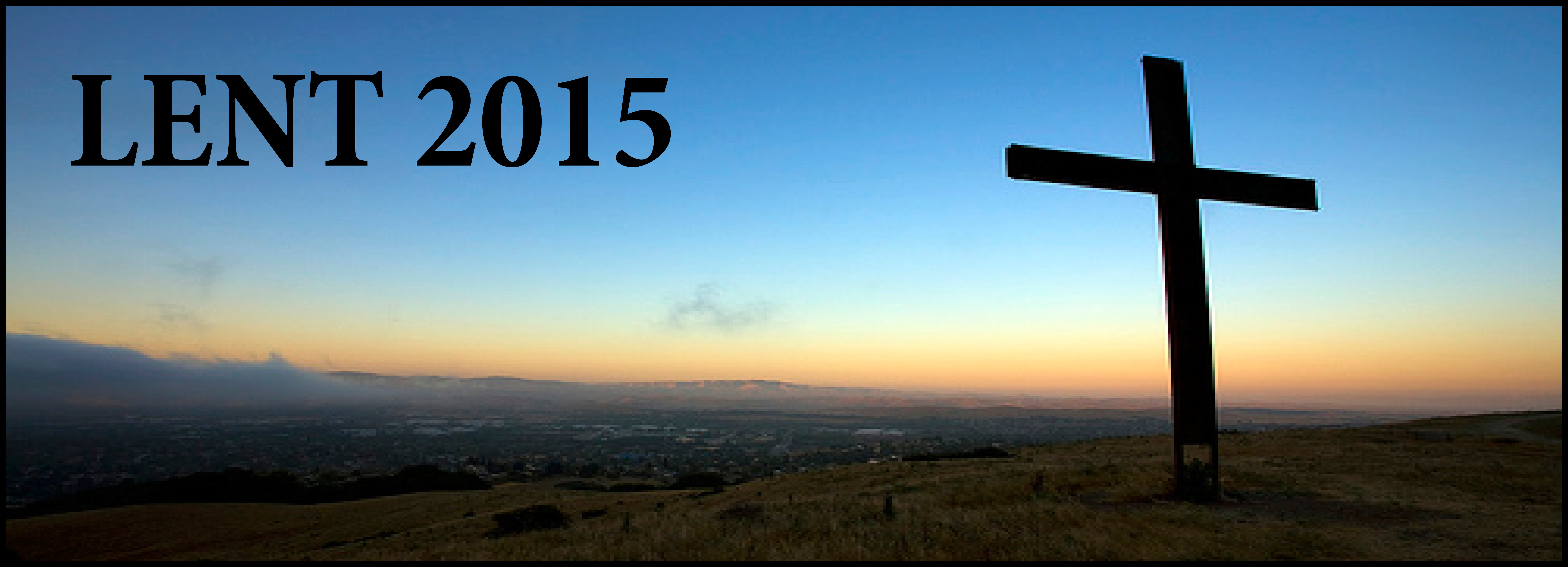 Lent 2015