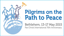 Pax Christi International World Assembly in Bethlehem