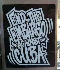 End-the-Embargo-Against-Cuba