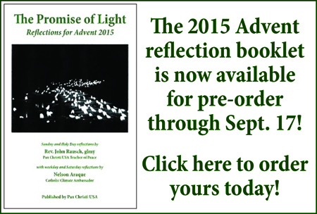 2015 Advent Reflection Booklet