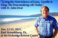 Retreat with Rev. John Dear