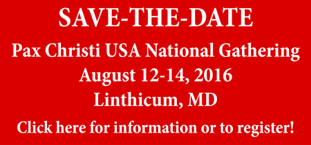 Save the date for 2016 National Gathering!