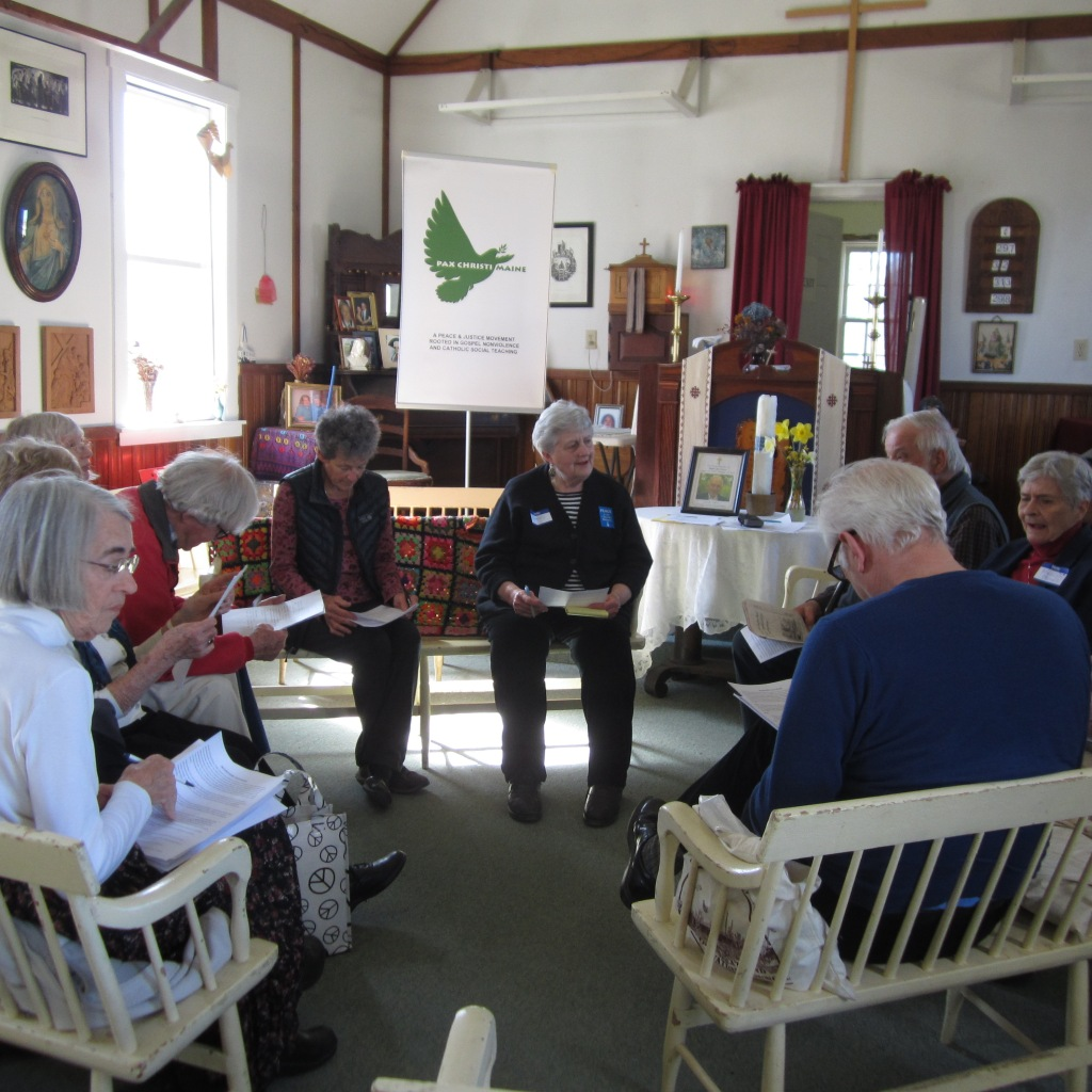 Pax Christi Maine State Assembly