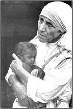 Mother Teresa by John Pasden