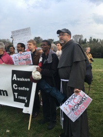 ACT to End Racism rally, 7am, April 4, 2018