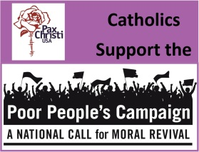 poor people's campaign banner