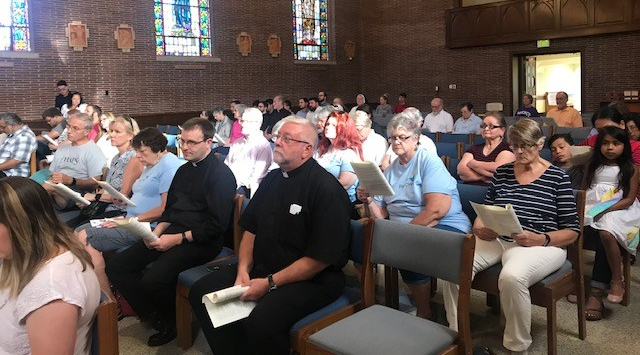 Local Pax Christi Groups Work to End Detention of Immigrants