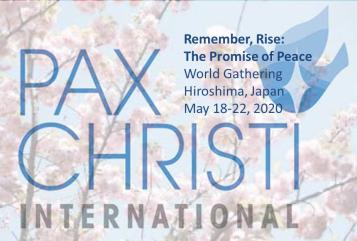 11-8-19 World gathering pax christi