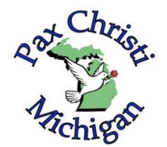 pax christi michigan logo